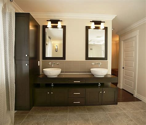 Modern Bathroom Cabinets Design Classic Interior 2012 Modern Bathroom Cabinets