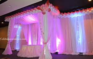 Stage Draping Celebrity Event Decor Amp Banquet Hall Llc