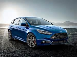Ford Focus Blue Ford Focus St Blue Image 63