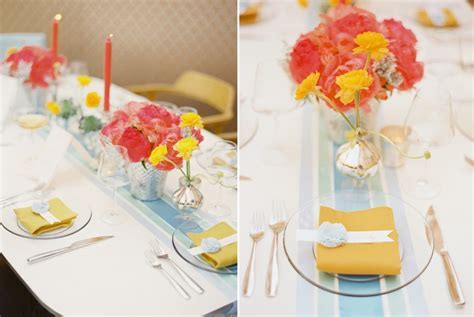 5 Unique Summer Wedding Color Combinations