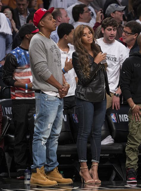 Dr Kevin Casual Shoes 13298 Suede dlisted z and beyonce cheer on the nets for