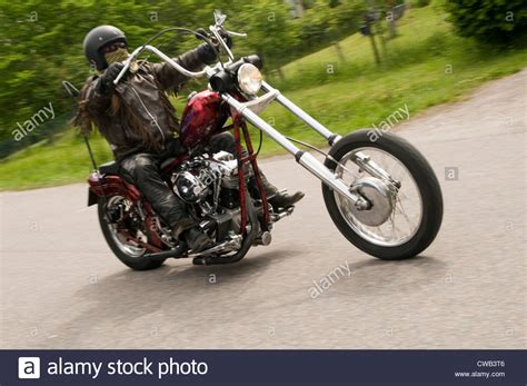 Biker Motorrad by Biker Bikers Ride Harley Davidson Chopper V Twin