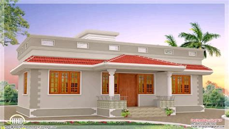 kerala style home design and plan kerala style house plans within 1000 sq ft youtube