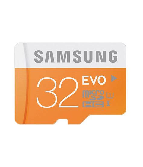 Samsung Microsd Evo 32gb samsung evo 32gb microsdhc class 10 48 mb s at best prices in india on snapdeal