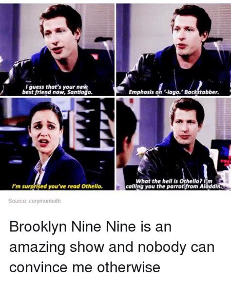Brooklyn Nine Nine Meme - 214 funny brooklyn memes of 2016 on sizzle funny
