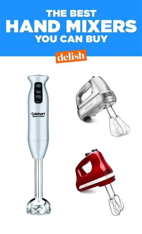 electric hand mixers top rated hand mixers