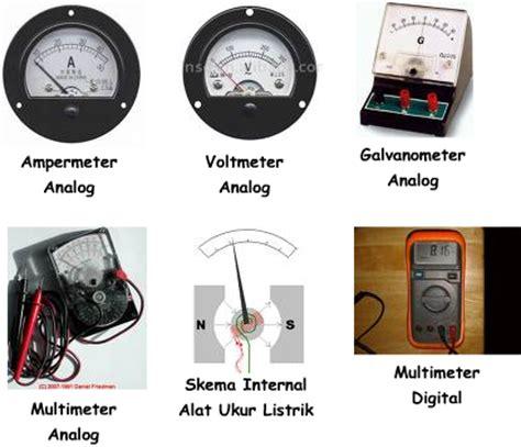 Alat Ukur Multimeter alat ukur elektronik dan penggunaan multimeter antomatika