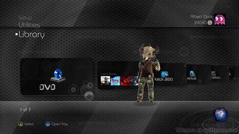 theme creator xbox 360 xbox 360 theme depository themes for xbox 360 software