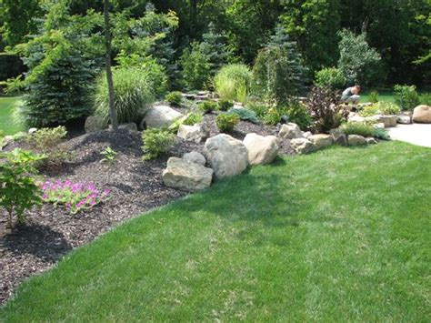 backyard berm 7 best images about landscaping berms on pinterest
