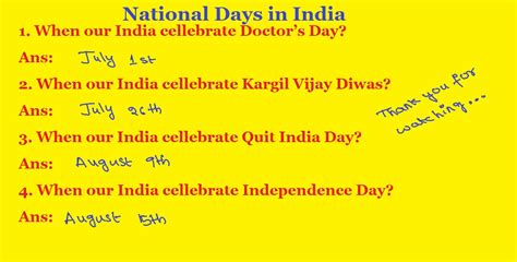 quiz questions related to independence day of india general knowledge questions and answers national days in
