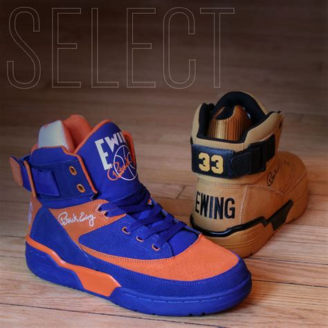 ewing shoes for sneaker news select ewing athletics december 2013