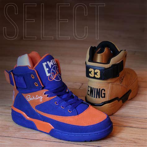 ewing sneakers sneaker news select ewing athletics december 2013