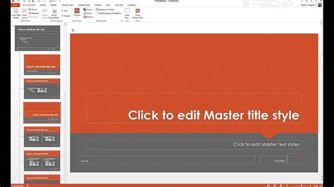 how to customize a template how to customize powerpoint templates