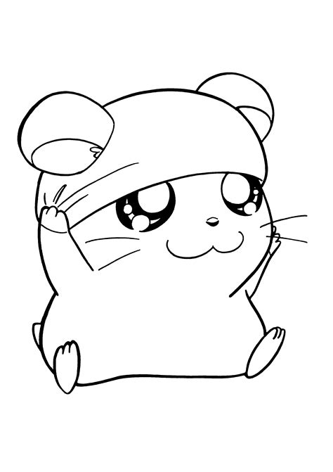 hamtaro coloring pages online coloring page hamtaro coloring pages 132