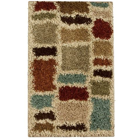 Multicolor Rugs by Orian Rugs Moodie Blues Multicolor 1 Ft 7 In X 2 Ft 9