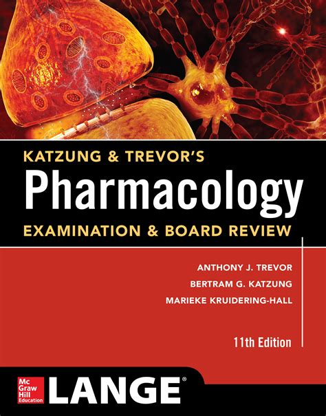 lange pharmacology flashcards fourth edition books katzung trevor s pharmacology examination board