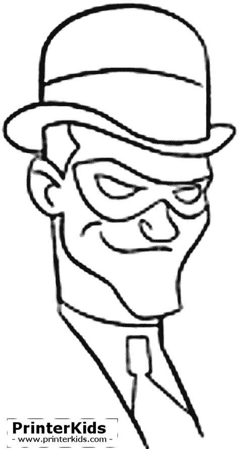 batman villains coloring pages batman face coloring pages getcoloringpages com