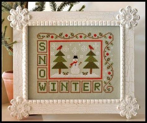 winter welcome country cottage needleworks i cross stitch pinterest cottages country winter snow christmas cross stitch chart country cottage
