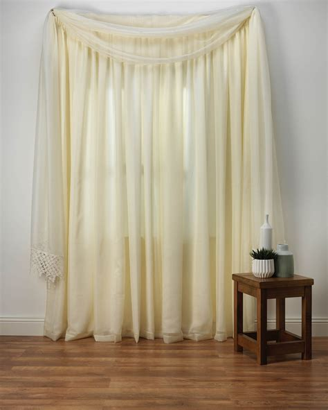 white cream curtains wisteria cream lined voile curtains