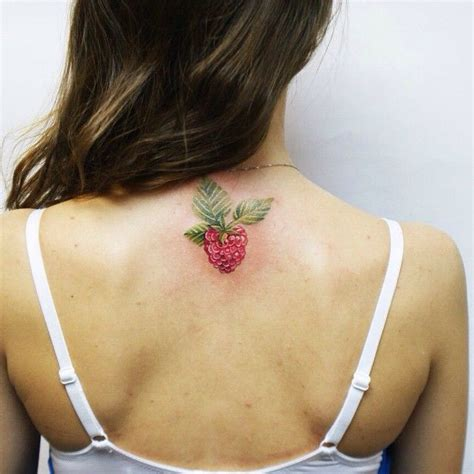 raspberry tattoo 261 best berries fruit images on