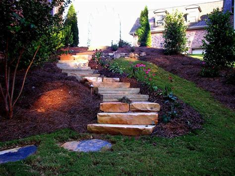 garden stairs ideas simple outdoor steps ideas on front porch and backyard