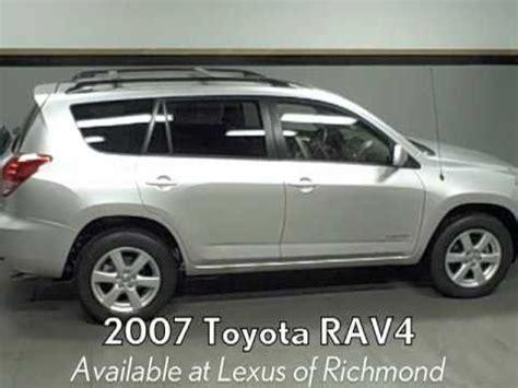 2007 Toyota Rav4 Problems 2007 Toyota Rav4 Problems Manuals And Repair