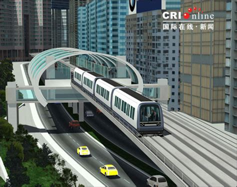 Light Rail System by Light Rail To Be In Macao By 2011