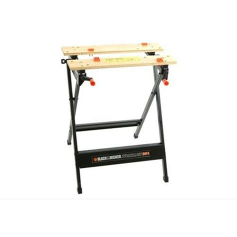 workmate bench black and decker wm301 workmate