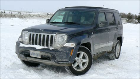 2008 Jeep Liberty Recalls 2008 Jeep Liberty Limited Review Winnipeg Used Cars