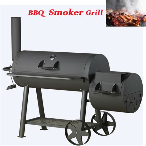 best offset smokers offset smoker gourmet deluxe charcoal grill for garden