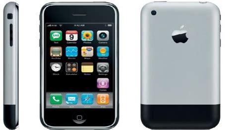 Hp Iphone Saat Ini ini perbedaan iphone pertama dan iphone saat ini tekno