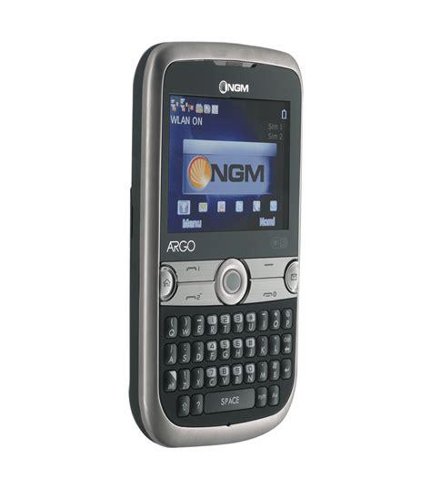 ngm mobile phone ngm new generation mobile argo