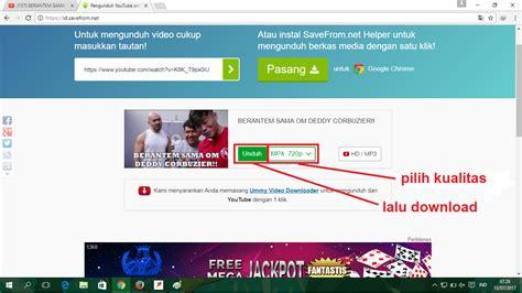 download youtube go untuk pc cara download video youtube di pc tanpa aplikasi segi tekno