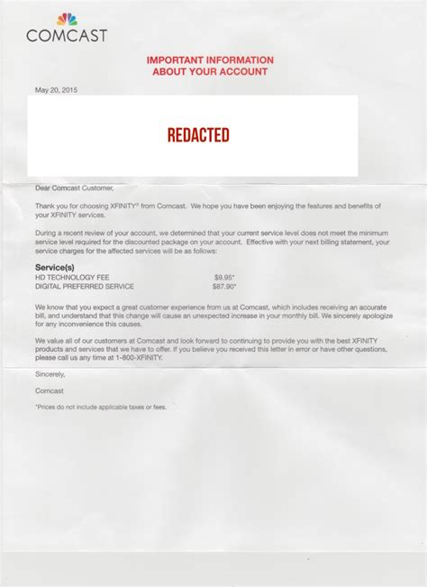 Cover Letter For Comcast by I Finally Kicked Cable Tv To The Curb Ars Technica Uk