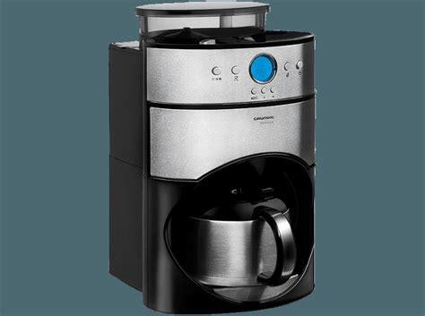 bedienungsanleitung grundig km  kaffeemaschine schwarz