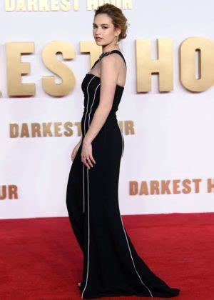 darkest hour katy tx lily james darkest hour premiere in london
