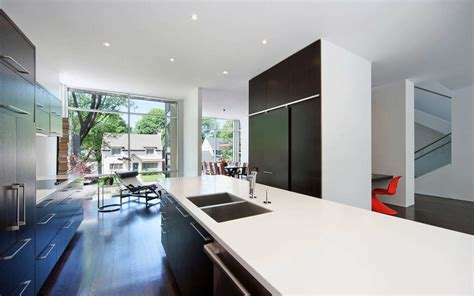 kitchen design architect gallery of fraser residence christopher simmonds