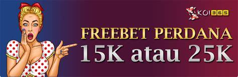 bonus freebet deposit perdana depo    bandar