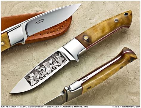 knife pattern etching 17 best images about knives on pinterest bobs stainless