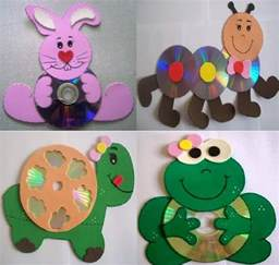 craft ideas for children recycled cd crafts ideas for craft ideas