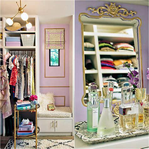 Glamorous Closets by Glamorous Closet Makeover Popsugar Home
