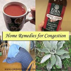 6 easy home remedies for congestion