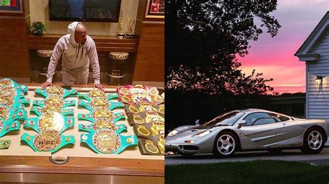 mayweather house and cars floyd mayweather s house and cars 2018