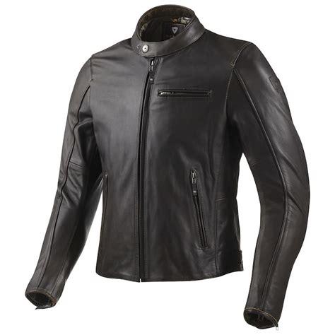 revit flatbush leather jacket