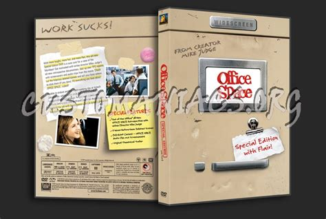 Office Space Dvd Office Space Dvd Cover Dvd Covers Labels By