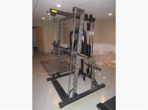 nautilus home smith machine images
