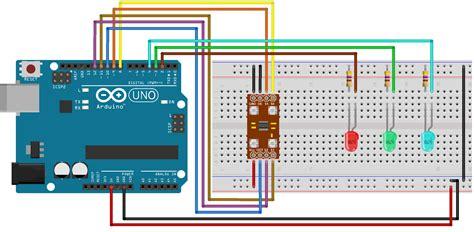 arduino color sensor tutorial on arduino interfacing with tcs230 color sensor