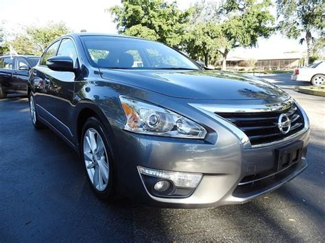 2015 Altima Engine by 2015 Nissan Altima 2 5 40468 Gray 4dr Car 4 Cylinder