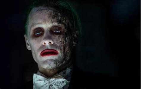 imagenes joker suicide squad suicide squad new pic of the joker in a deleted scene