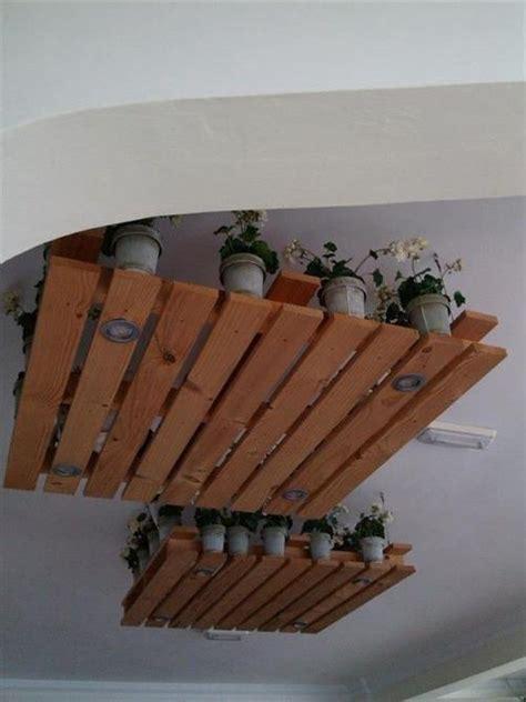 beautiful pallet ceiling ideas pallets designs